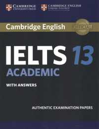 Cambridge IELTS 13 Academic Student's Book with answers 〈13〉 (STU ANS)