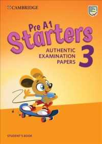 Cambridge English Young Learners 3 for revised exam Starters Student's Book (Student)