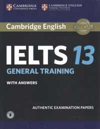 Cambridge IELTS 13 General Training Student's Book with answers with Audio (PAP/PSC)