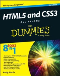 HTML5 and CSS3 All-in-one for Dummies (For Dummies) (3TH)