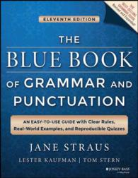 The Blue Book of Grammar and Punctuation : An Easy-to-Use Guide with Clear Rules, Real-World Examples, and Reproducible Quizzes (11 EXP REV)