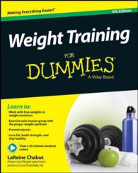 Weight Training for Dummies (For Dummies) (4TH)