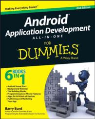 Android Application Development All-in-One for Dummies (For Dummies) (2ND)