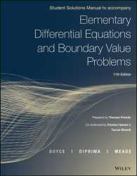 Elementary Differential Equations and Boundary Value Problems (11 STU SOL)