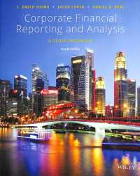 Corporate Financial Reporting and Analysis : A Global Perspective (4TH)