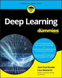 Deep Learning for Dummies (For Dummies (Computer/tech))