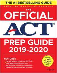 The Official ACT Prep Guide, 2019-2020 (Official Act Prep Guide) (PAP/PSC)