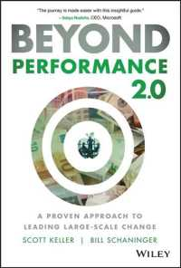 Beyond Performance 2.0 : A Proven Approach to Leading Large-Scale Change