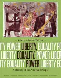 Liberty, Equality, Power : A History of the American People (6 PAP/PSC)