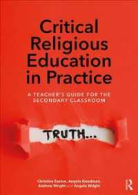 Critical Religious Education in Practice : A Teacher's Guide for the Secondary Classroom
