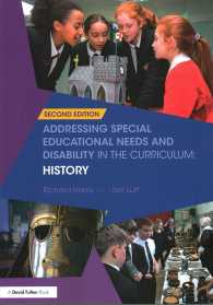 Addressing Special Educational Needs and Disability in the Curriculum : History (Addressing Special Educational Needs and Disability in the Curriculum (2ND)