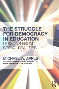 The Struggle for Democracy in Education : Lessons from Social Realities