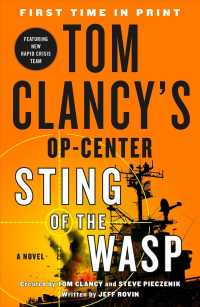 Sting of the Wasp (Tom Clancy's Op-center)