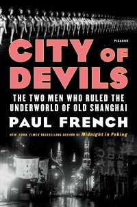 City of Devils (International Edition) -- Paperback