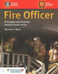 Fire Officer : Principles and Practice (3 PAP/PSC)