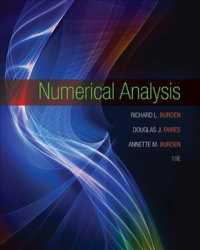 Numerical Analysis (10TH)