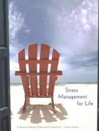 Stress Management for Life : A Research-Based Experiential Approach (4 CSM PCK)