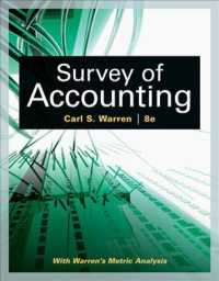 Survey of Accounting (8TH)