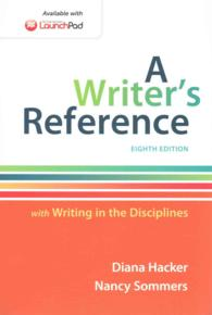 A Writer's Reference : With Writing in the Disciplines (8 PCK SPI)