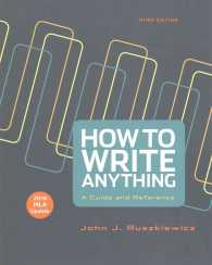 How to Write Anything + Rules for Writers, 2016 MLA Update (3 PCK SPI)