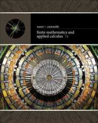 Finite Mathematics and Applied Calculus (7TH)