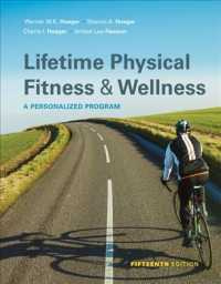 Lifetime of Physical Fitness and Wellness + Mindtap Health, 1 Term 6 Months Access Card (15 PCK HAR)