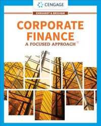 Corporate Finance : A Focused Approach (7TH)