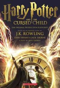 Harry Potter and the Cursed Child : Parts One and Two Playscript (Harry Potter)