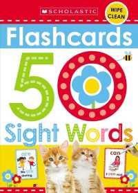 Sight Words Flashcards : Wipe Clean (Scholastic Early Learners) (BOX FLC CR)