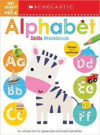 Get Ready for Pre-k Skills : ABC (Scholastic Early Learners) (NOV WKB)