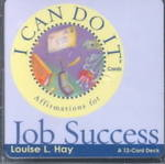 I Can Do It Cards, Success : Affirmations for Job Success