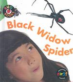 Black Widow Spider (Bug Books; Heinemann First Library)