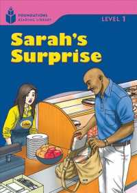 Sarah's surprise (Foundations reading library Level 1)