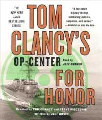 For Honor (8-Volume Set) (Tom Clancy's Op-center) (Unabridged)