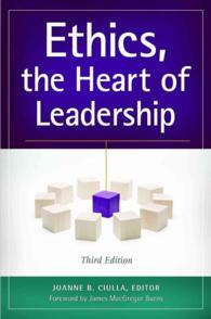 Ethics, the Heart of Leadership (3 Revised)