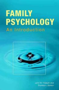 Family Psychology : Theory, Research, and Practice