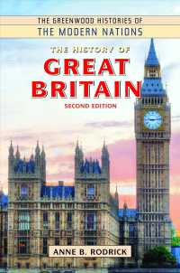 The History of Great Britain (Greenwood Histories of the Modern Nations) (2ND)