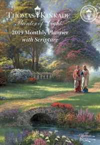 Thomas Kinkade Painter of Light with Scripture 2019 Monthly Planner (EGMT)