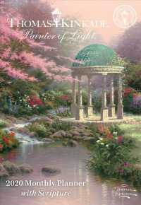 Thomas Kinkade Painter of Light Monthly Planner with Scripture 2020 Calendar (EGMT)