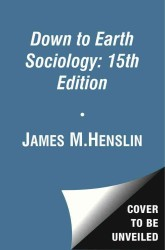 社会学入門読本(第15版)<br>Down to Earth Sociology : Introductory Readings (15 ORG)