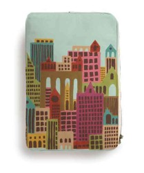 Sukie Cityscape iPad Sleeve