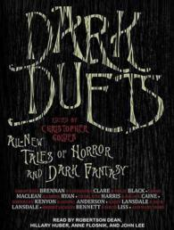 Dark Duets (2-Volume Set) : All-new Tales of Horror and Dark Fantasy (MP3 UNA)