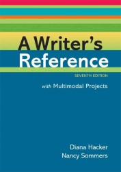 A Writer's Reference : For Multimodal Projects (7 SPI IND)