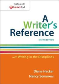A Writer's Reference with Writing in the Disciplines (8 SPI PAP/)