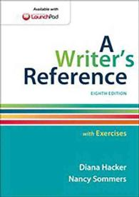 A Writer's Reference with Exercises (8 SPI PAP/)