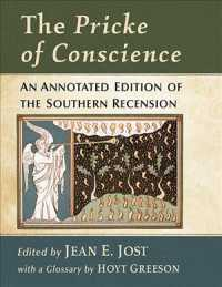 The Pricke of Conscience : A Transcription of the Southern Recension