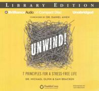 Unwind! (5-Volume Set) : 7 Principles for a Stress-Free Life; Library Editon (Unabridged)