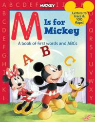 M Is for Mickey (LTF BRDBK)