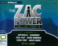 The Zac Power Collection 4 (6-Volume Set) (Zac Power Collection) (Unabridged)