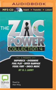 The Zac Power Collection # 4 (Zac Power) (MP3 UNA)